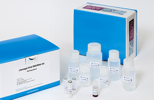 Nucleic Acid Isolation Chemistry for OEM business