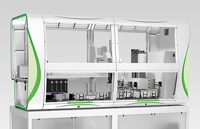 Automated Nucleic Acid Isolation for OEM business