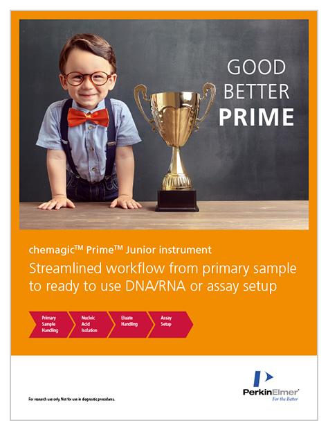chemagic Prime Junior brochure