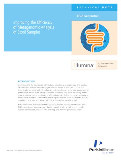 High-throughput DNA isolation for metagenomics