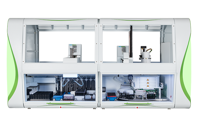 chemagic Prime instrument for automated medium-throughput DNA isolation from blood
