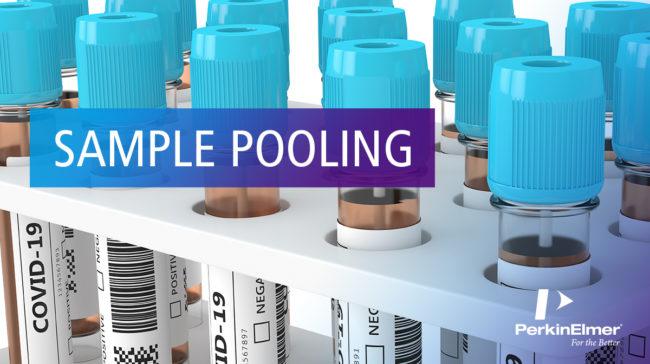 Sample pooling for SARS-CoV-2 testing